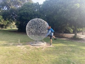 The Big Metal Ball